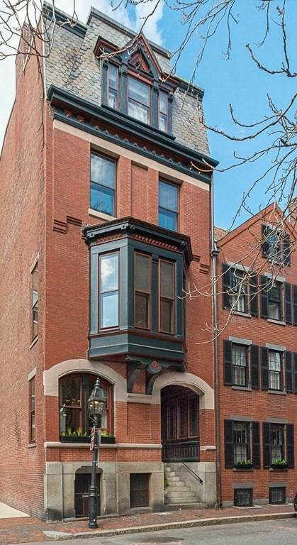 129 Pinckney St, Boston, MA 02114 (MLS #72823302) :: The Ponte Group