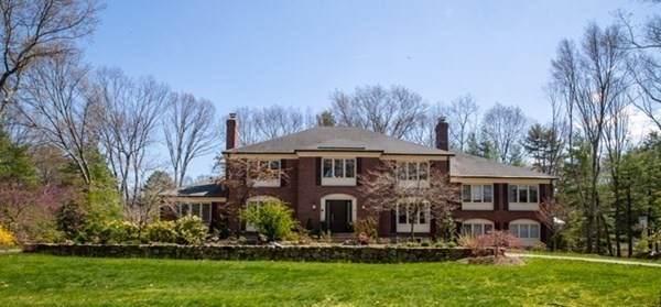 22 Bridle Path, Sudbury, MA 01776 (MLS #72823550) :: The Duffy Home Selling Team