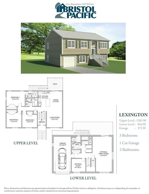 26 Chicago Lot 3, Fall River, MA 02721 (MLS #72823616) :: Cape Cod and Islands Beach Properties