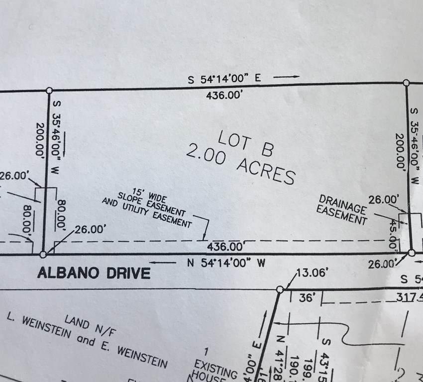 Lot B Albano Drive - Photo 1