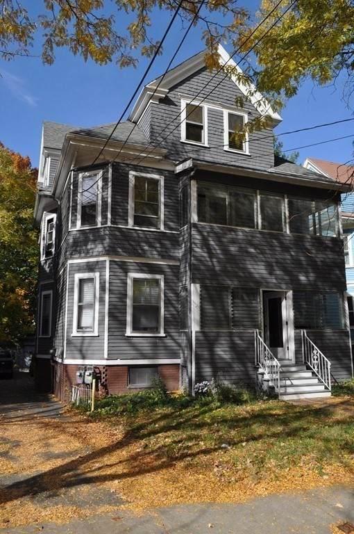 14 Powder House Terrace #14, Somerville, MA 02144 (MLS #72825565) :: Revolution Realty