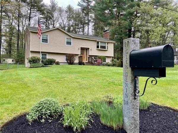 17 Glen Denin Drive, Salem, NH 03079 (MLS #72826155) :: Westcott Properties