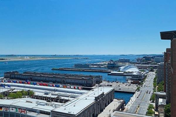 133 Seaport Boulevard #2108, Boston, MA 02210 (MLS #72826484) :: Boylston Realty Group