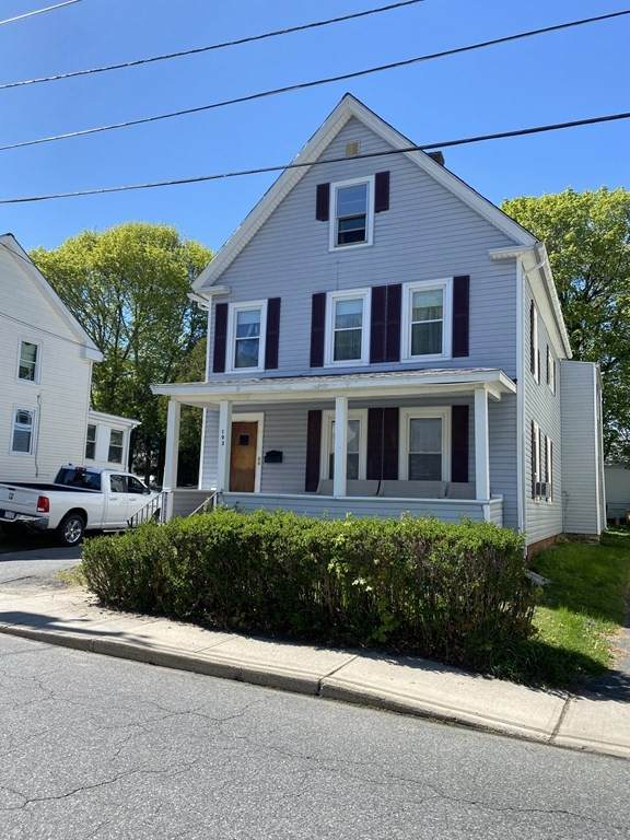 193 Chestnut St., Marlborough, MA 01752 (MLS #72826641) :: The Duffy Home Selling Team