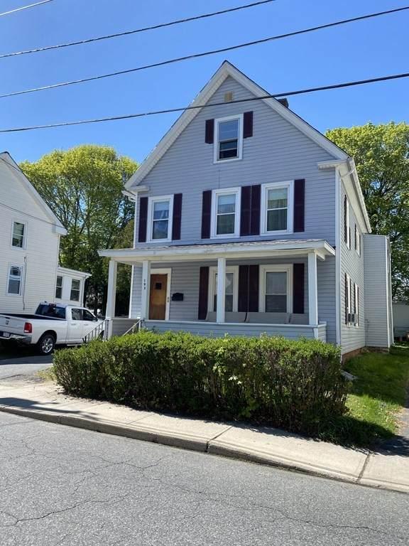 193 Chestnut St., Marlborough, MA 01752 (MLS #72826641) :: The Duffy Home Selling Team