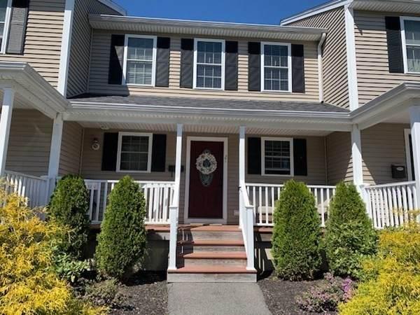 21 Barrows Street #21, Middleboro, MA 02346 (MLS #72827350) :: Team Roso-RE/MAX Vantage
