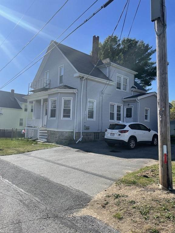 223 England St, New Bedford, MA 02745 (MLS #72827638) :: The Ponte Group