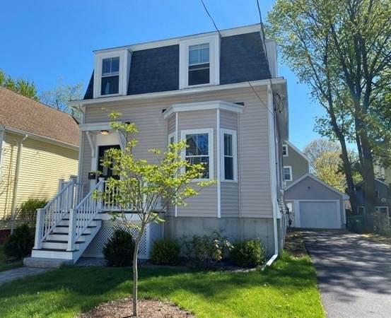 9 Sherman Street, Medford, MA 02155 (MLS #72828027) :: Westcott Properties