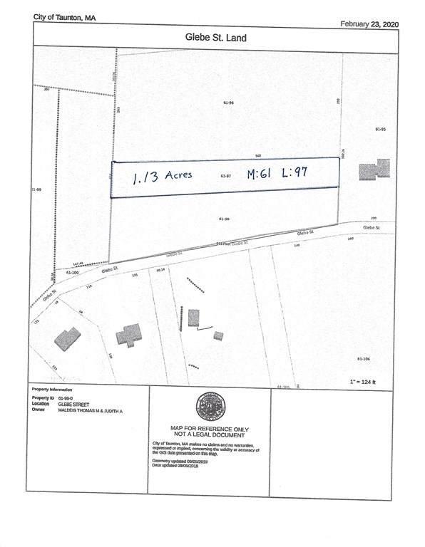 0 Glebe St, Taunton, MA 02780 (MLS #72828751) :: Westcott Properties