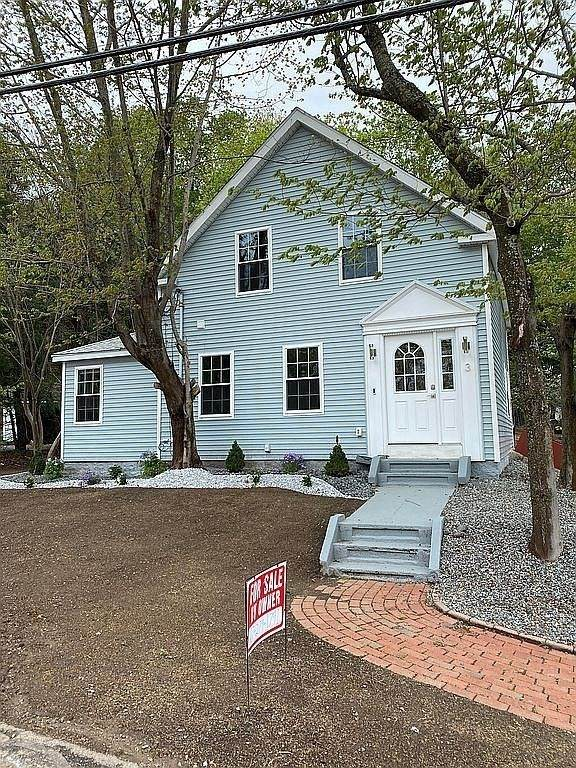 3 Hill Street, North Reading, MA 01864 (MLS #72829506) :: Chart House Realtors