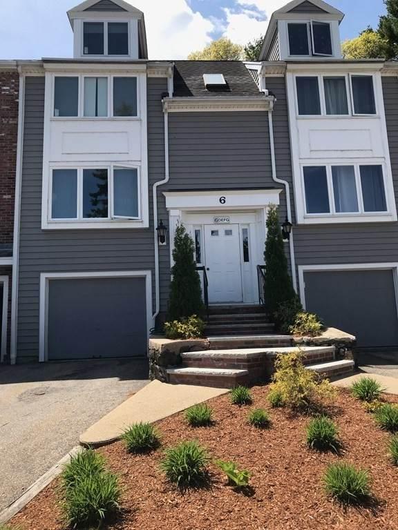 84 Walpole St 6E, Canton, MA 02021 (MLS #72829518) :: Chart House Realtors