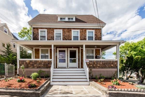 59 Warren Ave, Quincy, MA 02170 (MLS #72830607) :: Spectrum Real Estate Consultants