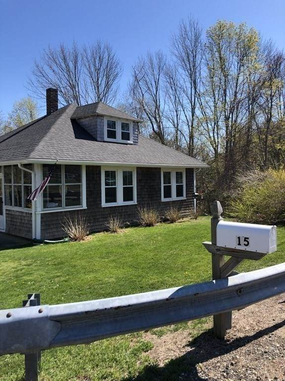 15 High St, Carver, MA 02360 (MLS #72830946) :: Cape Cod and Islands Beach Properties