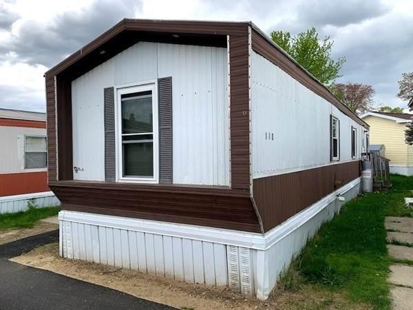 557 Southwest Cutoff #110, Worcester, MA 01607 (MLS #72831144) :: Chart House Realtors