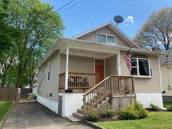 33 Elm Ave, Fairhaven, MA 02719 (MLS #72831375) :: Trust Realty One