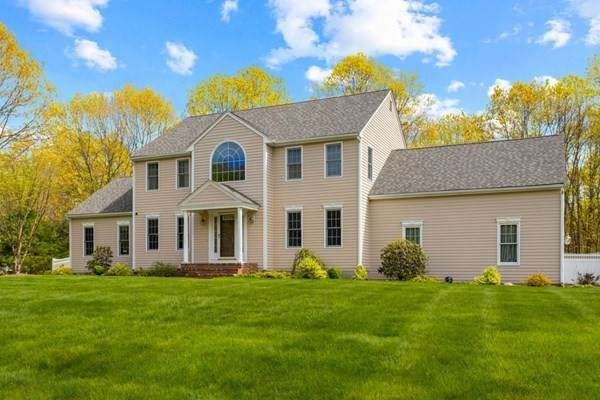 47 Mayflower Dr, Mansfield, MA 02048 (MLS #72831457) :: EXIT Cape Realty