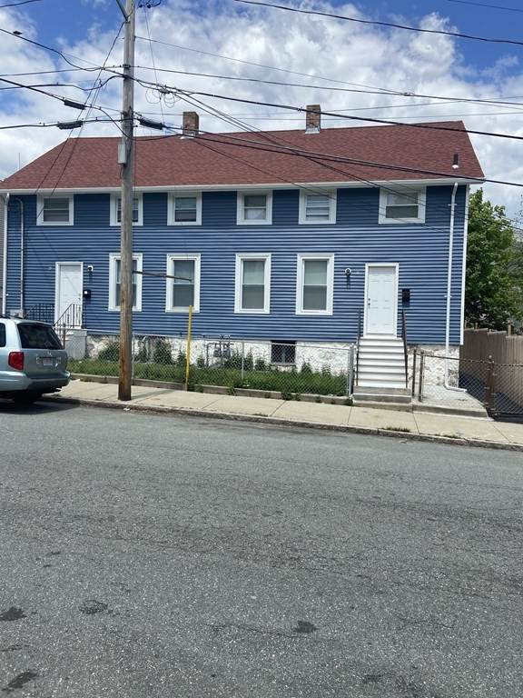 31-35 Austin St, New Bedford, MA 02740 (MLS #72831577) :: EXIT Cape Realty
