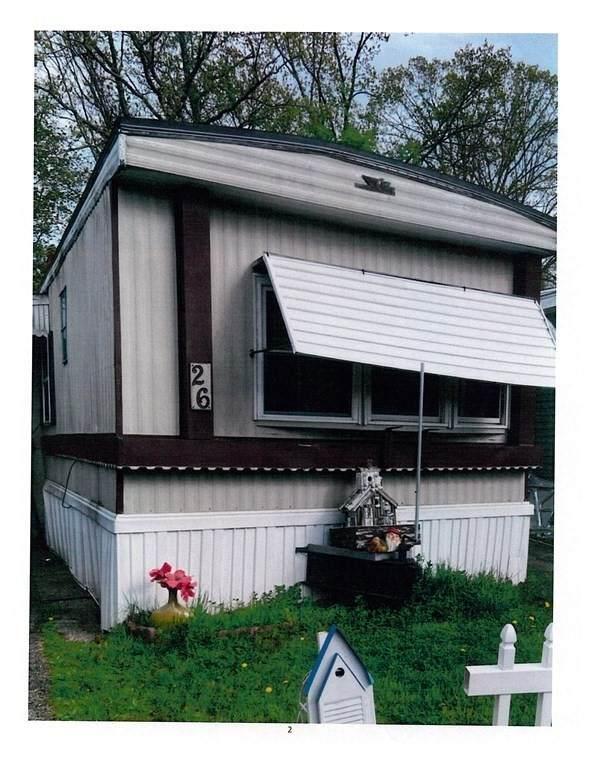 557 Southwest Cutoff #26, Worcester, MA 01607 (MLS #72832468) :: Charlesgate Realty Group
