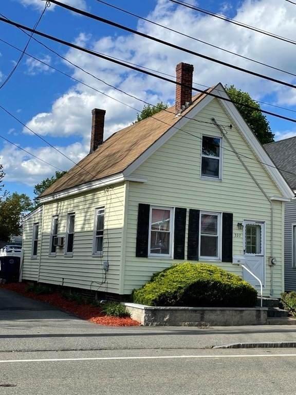 327 Commercial St, Braintree, MA 02184 (MLS #72832902) :: EXIT Cape Realty
