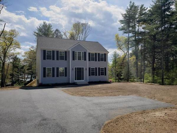157 Micajah Pond Rd, Plymouth, MA 02360 (MLS #72833010) :: Trust Realty One