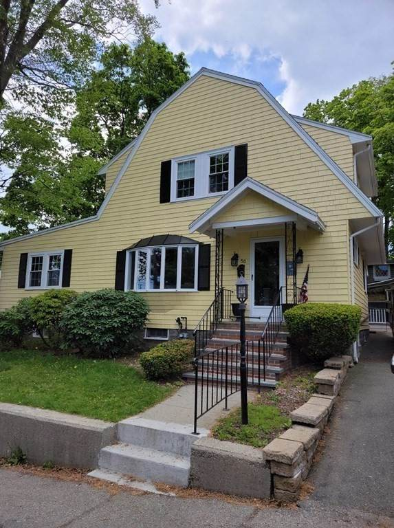 56 Arthur St, Braintree, MA 02184 (MLS #72834687) :: Spectrum Real Estate Consultants
