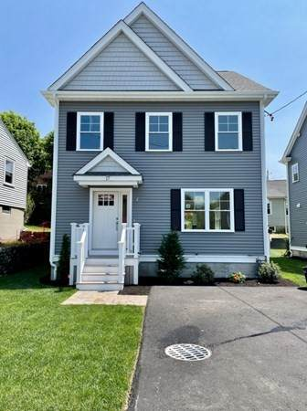 17 Lakeview Ave., Waltham, MA 02451 (MLS #72836133) :: Conway Cityside