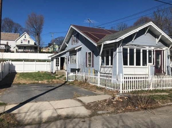 152 Lincoln St, Fitchburg, MA 01420 (MLS #72838333) :: The Ponte Group