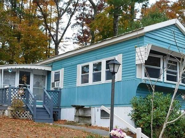 110 Beechwood Rd, Halifax, MA 02338 (MLS #72839152) :: The Duffy Home Selling Team