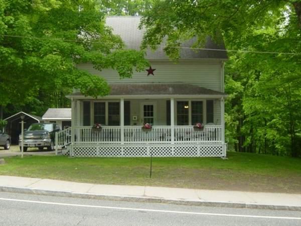 33 Thompson, Monson, MA 01057 (MLS #72839557) :: Chart House Realtors