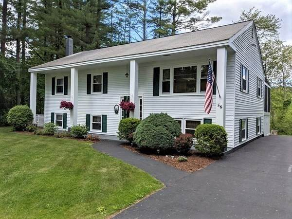 56 Horse Pond Rd, Shirley, MA 01464 (MLS #72841947) :: Re/Max Patriot Realty