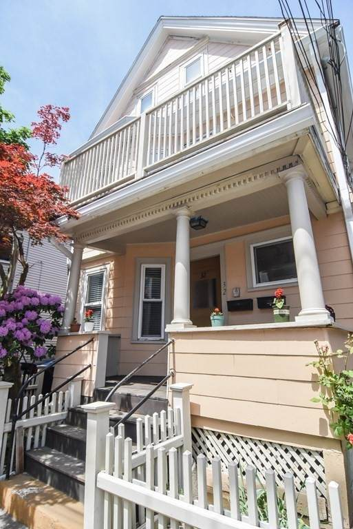 32 Cutter Ave #1, Somerville, MA 02144 (MLS #72842472) :: EXIT Cape Realty