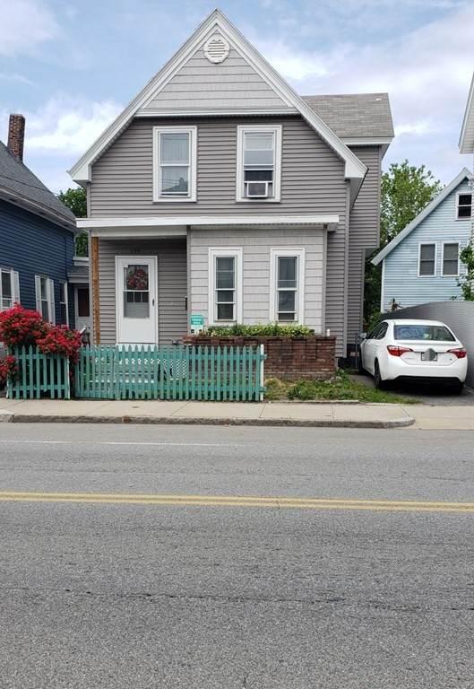 195 Westford St, Lowell, MA 01851 (MLS #72843557) :: Chart House Realtors