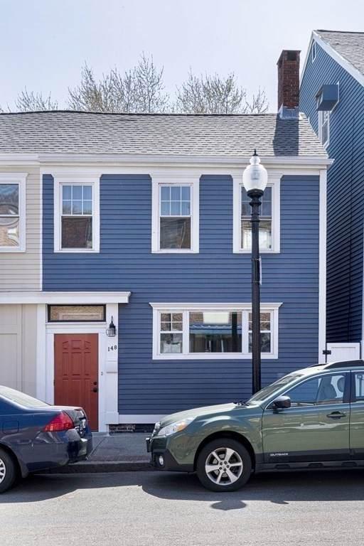 148 Bunker Hill Street #0, Boston, MA 02129 (MLS #72843707) :: Westcott Properties