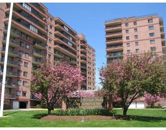 3920 Mystic Valley Pkwy #715, Medford, MA 02155 (MLS #72844080) :: EXIT Realty
