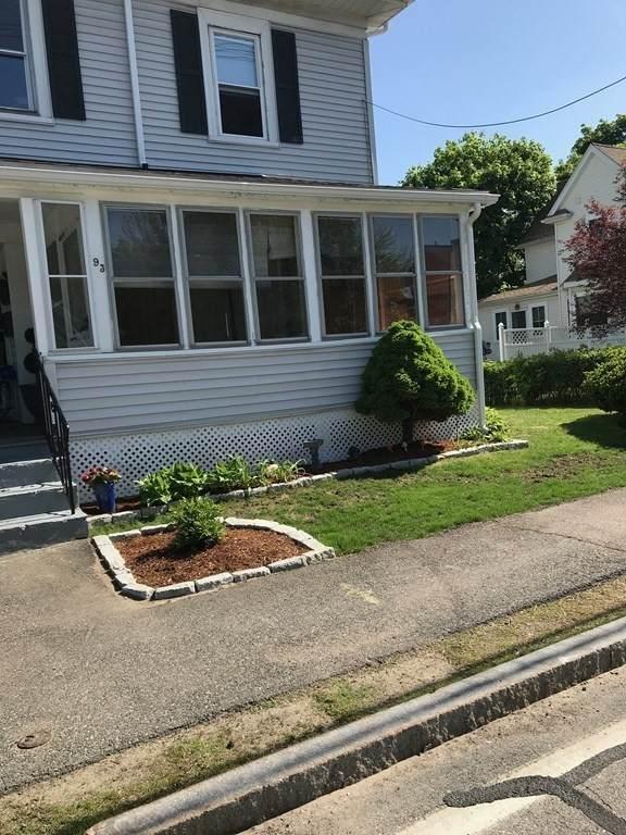 93 North Avenue, Natick, MA 01760 (MLS #72844461) :: Spectrum Real Estate Consultants