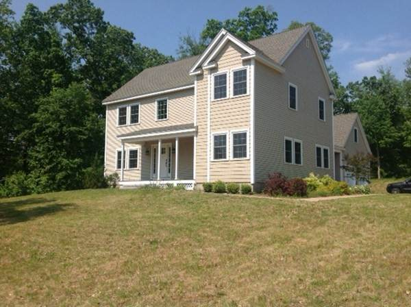 28 Old Lowell Rd, Westford, MA 01886 (MLS #72845243) :: The Duffy Home Selling Team