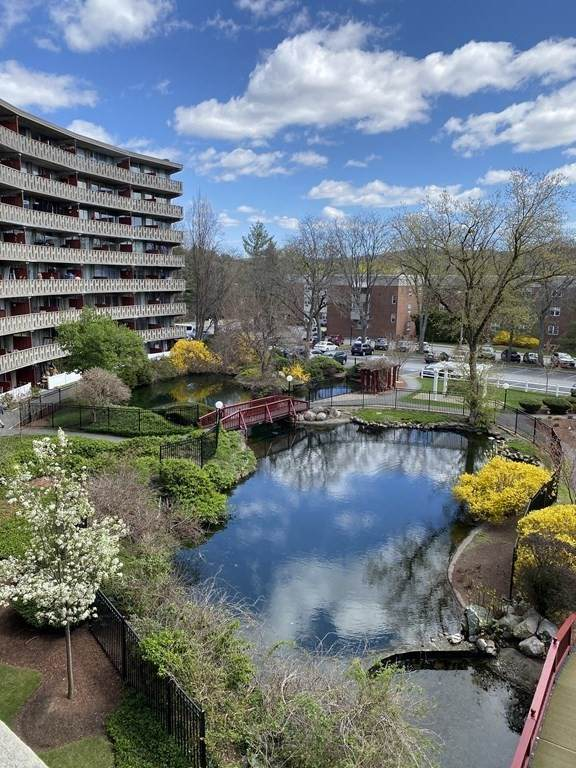 200 Swanton Street #320, Winchester, MA 01890 (MLS #72845571) :: EXIT Realty