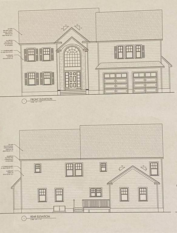 70 Jensen Farm Rd, Braintree, MA 02184 (MLS #72845620) :: Spectrum Real Estate Consultants