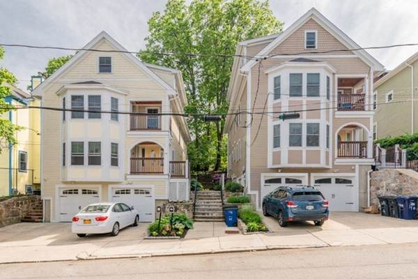 14 Iroquois Street, Boston, MA 02120 (MLS #72846910) :: Dot Collection at Access