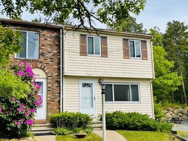 606 Village Dr #606, Bourne, MA 02532 (MLS #72848469) :: Dot Collection at Access