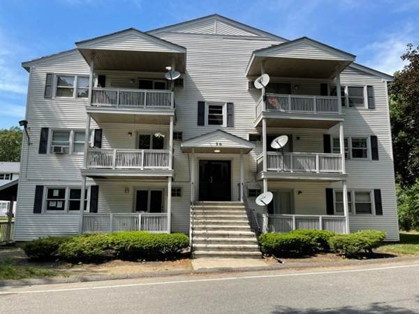 30 Abbey Rd #107, Leominster, MA 01453 (MLS #72848939) :: The Duffy Home Selling Team