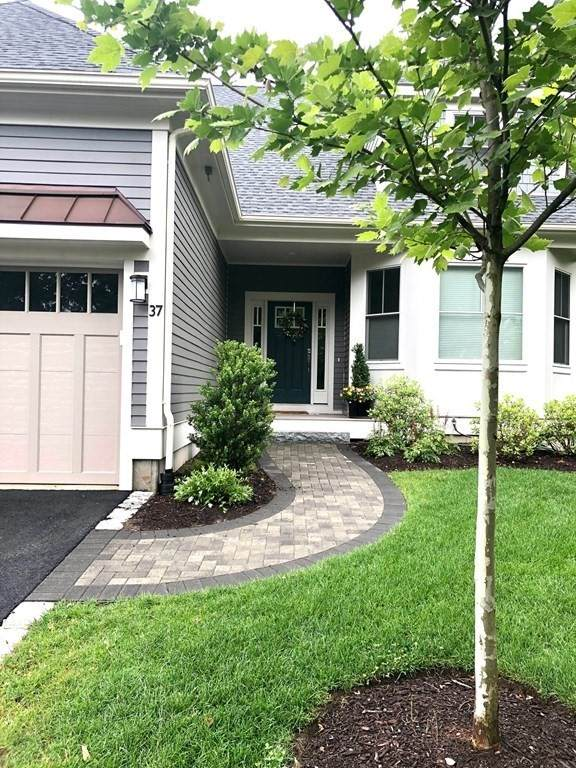 37 Woodmere Dr #37, Milton, MA 02186 (MLS #72850182) :: Dot Collection at Access