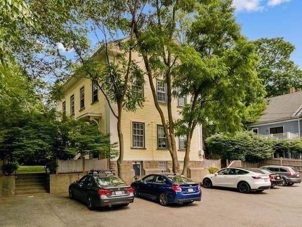 145-7 Chestnut Ave. #6, Boston, MA 02130 (MLS #72850639) :: Kinlin Grover Real Estate