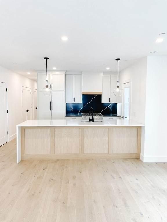 57 Saratoga #1, Boston, MA 02128 (MLS #72850703) :: Kinlin Grover Real Estate