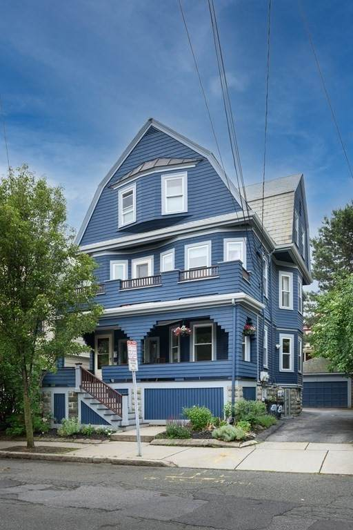 88 Liberty Ave #1, Somerville, MA 02144 (MLS #72850772) :: Spectrum Real Estate Consultants