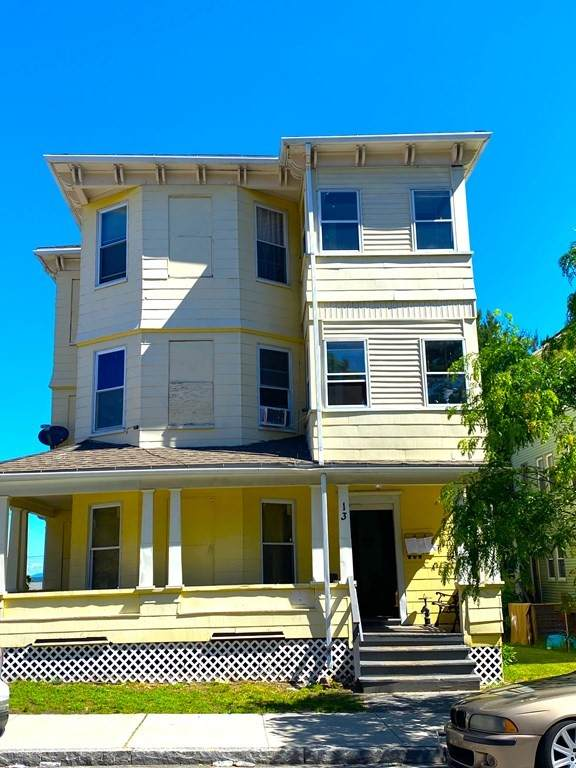 13 Aetna St, Worcester, MA 01604 (MLS #72850857) :: Spectrum Real Estate Consultants
