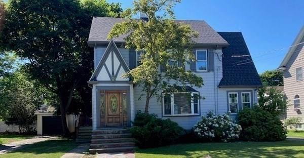 35 Whitney Road, Medford, MA 02155 (MLS #72852149) :: East Group, Engel & Völkers
