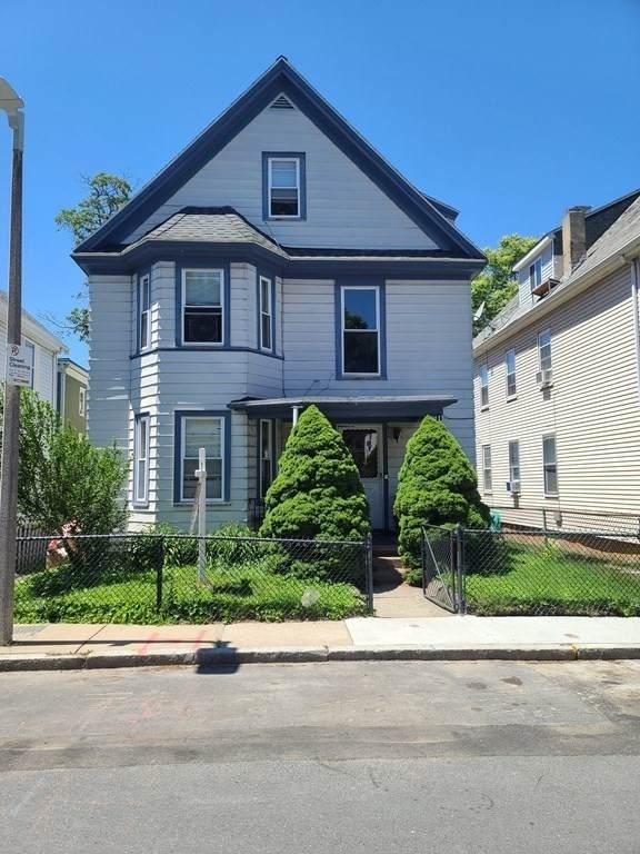 12 Marmion St, Boston, MA 02130 (MLS #72852256) :: Westcott Properties