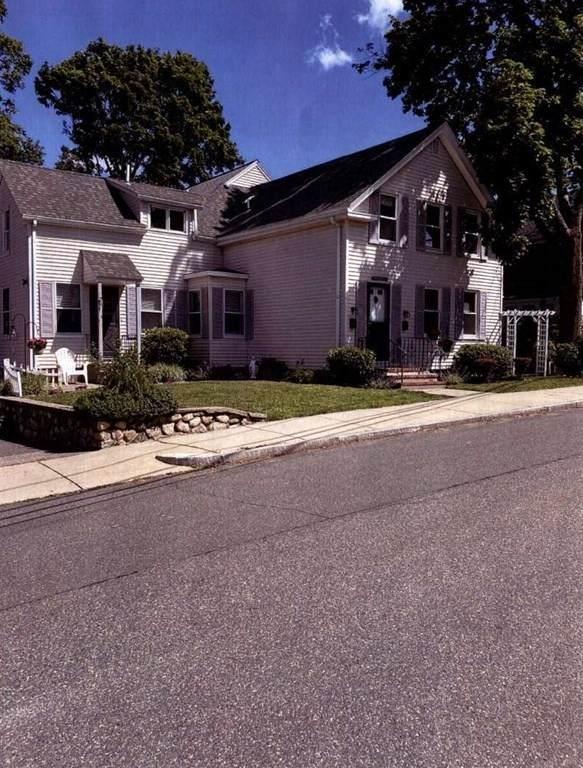 9 Lawrence Street #1, Woburn, MA 01801 (MLS #72852375) :: Alfa Realty Group Inc