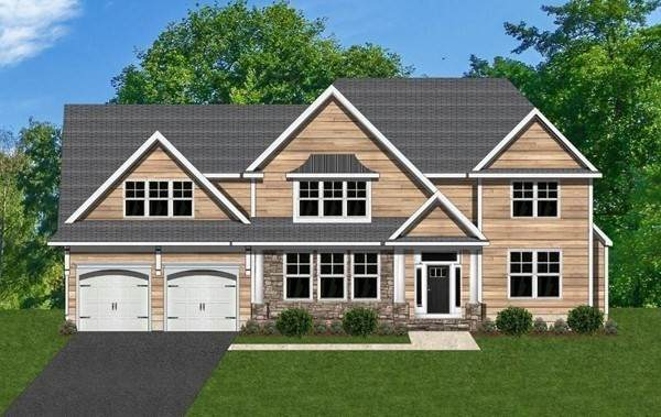 350 Mountain St, Sharon, MA 02067 (MLS #72852854) :: The Smart Home Buying Team